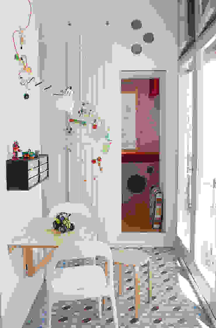 galeria Estudios y despachos de estilo moderno de PARRAMON + TAHULL arquitectes Moderno