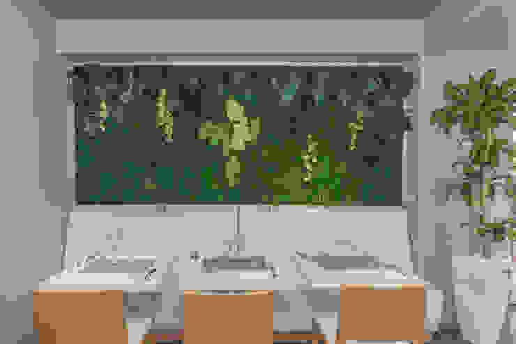 Restaurant Milano Locaux commerciaux & Magasin par DB design
