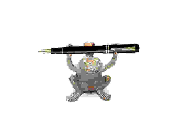 """Stifthalter """" Frosch """" Sweets & Spices Dekoration und Möbel ArbeitszimmerAccessoires und Dekoration"""