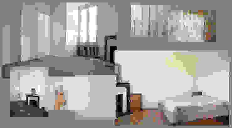 Restauration de chambre par Isabelle di Gennaro