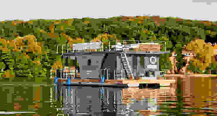 Vagabund Yachten & Jets von Nautilus Hausboote GmbH
