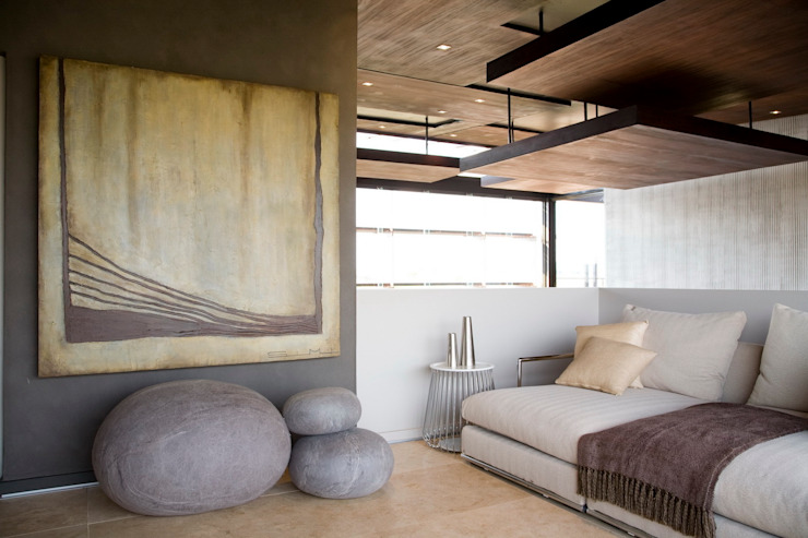 House Serengeti Modern style bedroom by Nico Van Der Meulen Architects Modern
