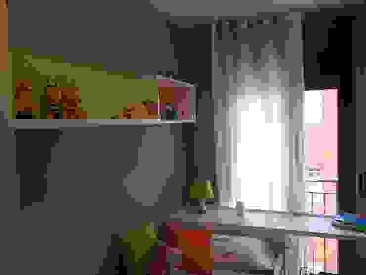 habitacion infantil Casas de estilo moderno de Pinturas Faro Moderno