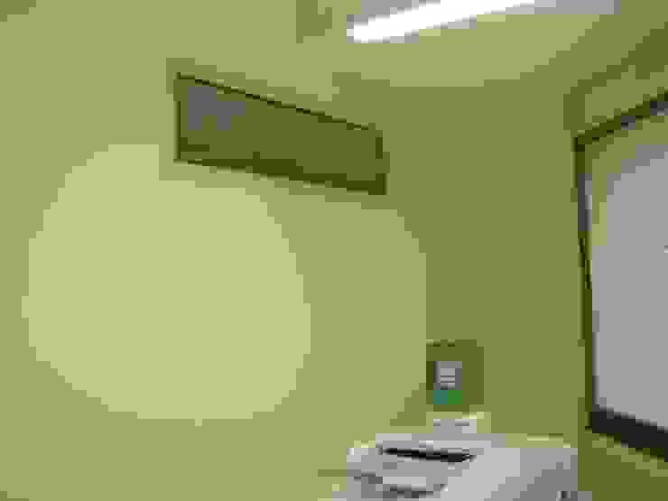Oficinas Casas de estilo moderno de Pinturas Faro Moderno