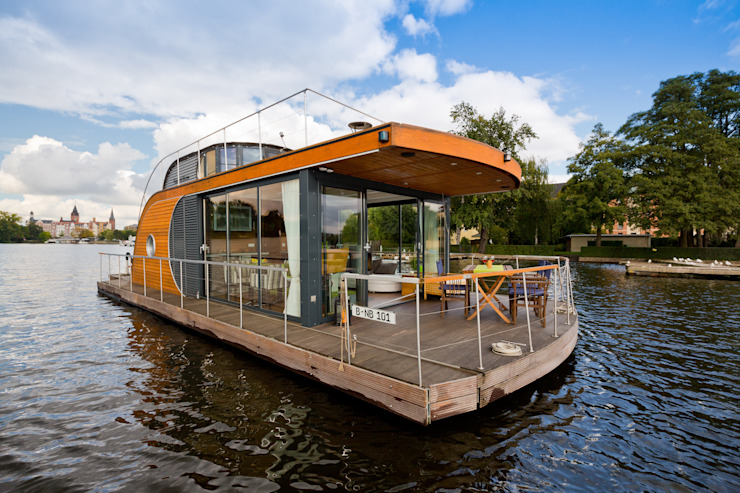 Iates e jatos por Nautilus Hausboote GmbH