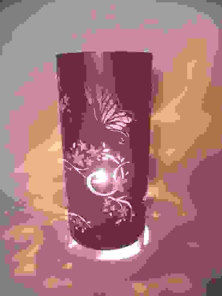 Lampada da tavolo <q> FARFALLE</q> di Design ON House Eclettico
