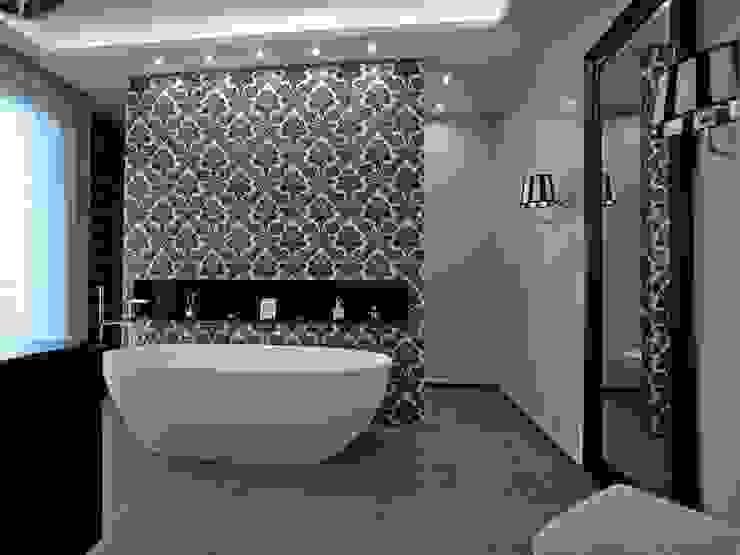 Das klassische-moderne Bad Moderne Badezimmer von UTH living stone GmbH Modern