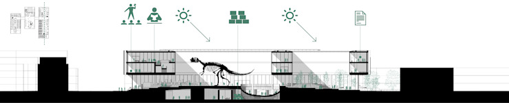 Section 3 Musées originaux par NAS Architecture Éclectique