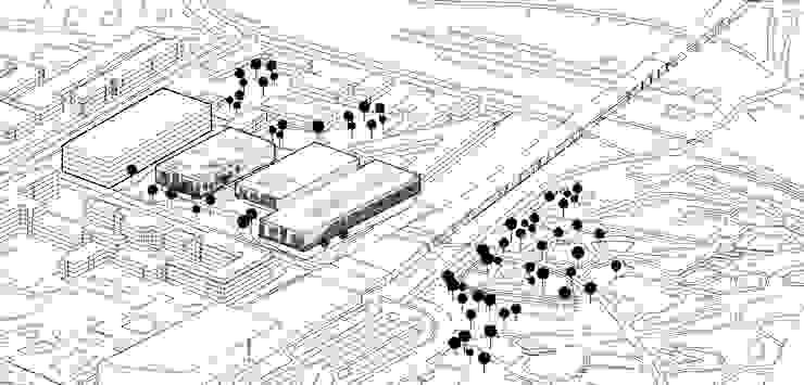 Diagram 8 Musées originaux par NAS Architecture Éclectique