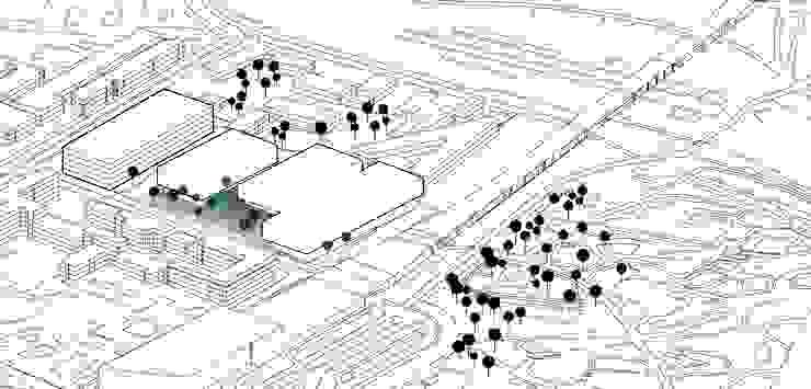 Diagram 7 Musées originaux par NAS Architecture Éclectique