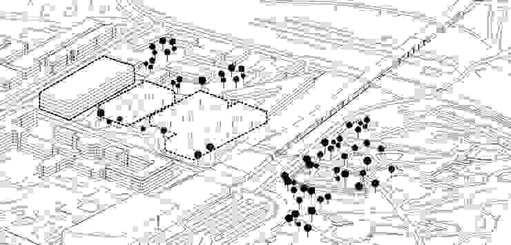 Diagram 6 Musées originaux par NAS Architecture Éclectique