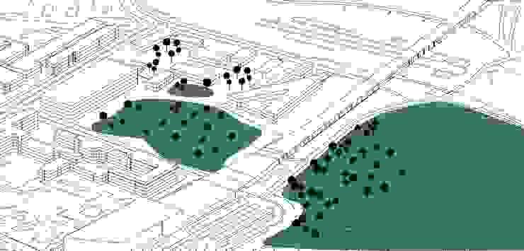 Diagram 5 Musées originaux par NAS Architecture Éclectique