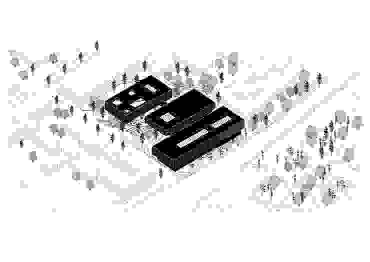 Diagram 1 Musées originaux par NAS Architecture Éclectique