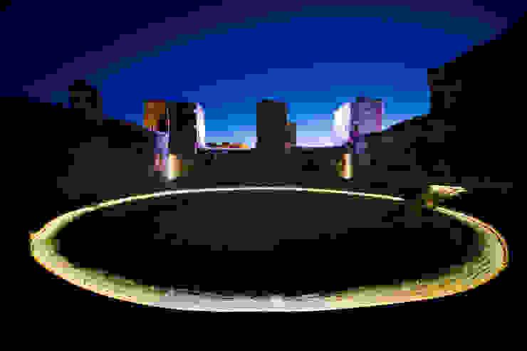 Iluminación del Castillo de Buitrago de Lozoya (Madrid) Espacios de MUKA arquitectura