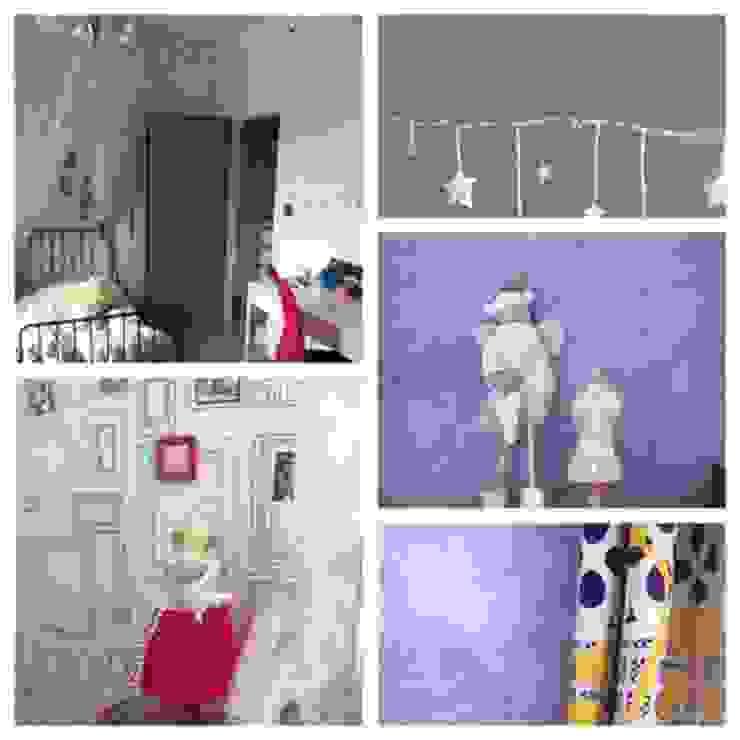 Détails chambre d'enfant (vue2) Chambre d'enfant moderne par DK2DECO Moderne
