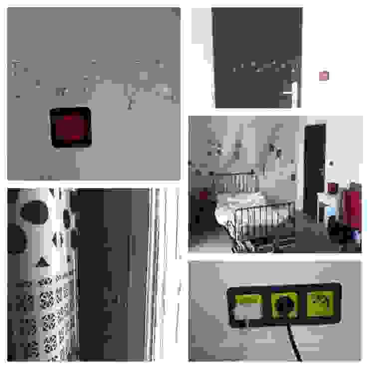 Détails chambre d'enfant Chambre d'enfant moderne par DK2DECO Moderne