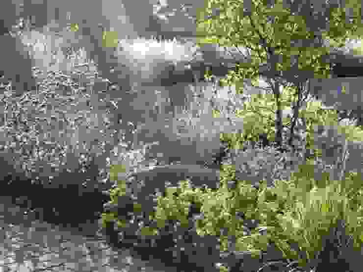 Jardin privé à Colmar par SCHAEDELE PAYSAGISTE Moderne