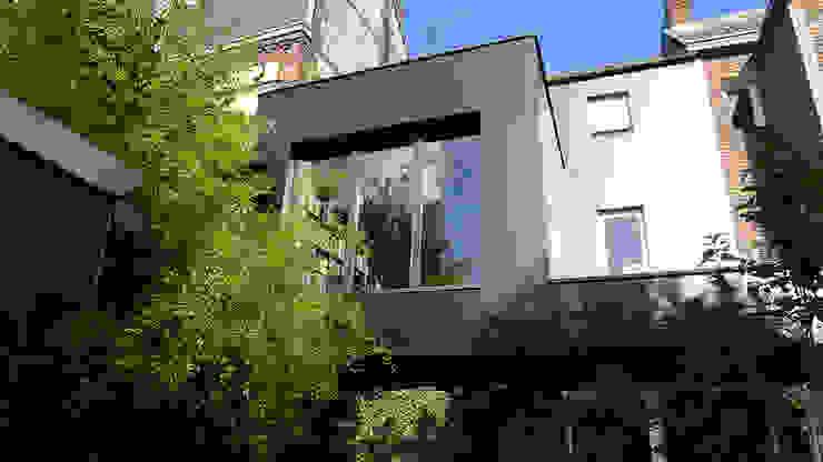 black house Maisons modernes par ad architecture Moderne