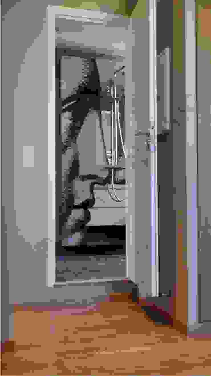 salle de bains Salle de bain moderne par Casavog Moderne