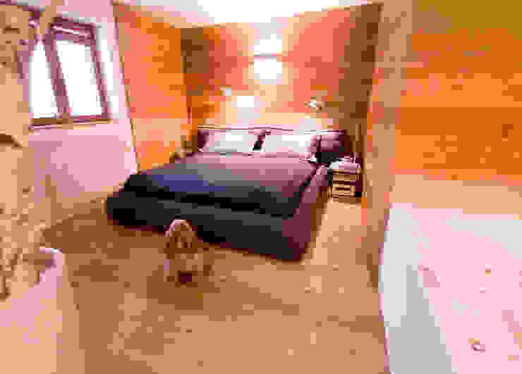 Dormitorios de estilo escandinavo de Architetto Beltrame Claudio Escandinavo