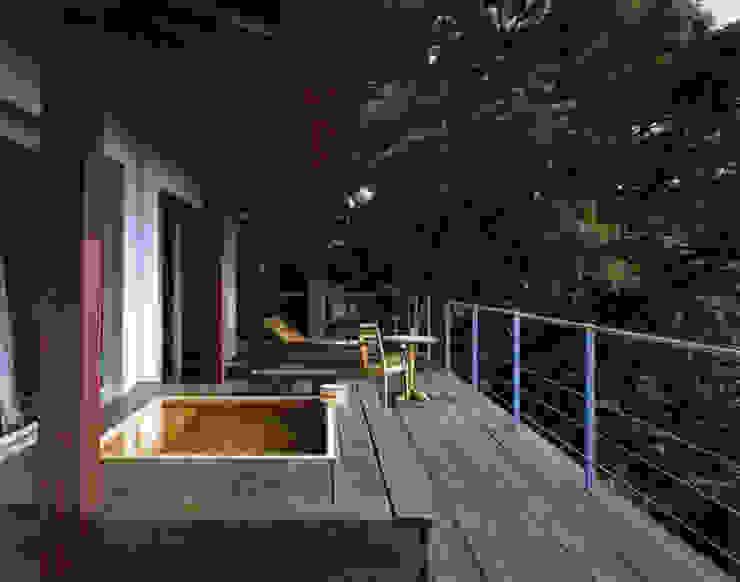 Asiatische Hotels von an architects Asiatisch
