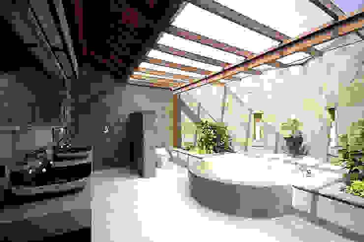 baño de diseño Baños de estilo tropical de comprar en bali Tropical Mármol