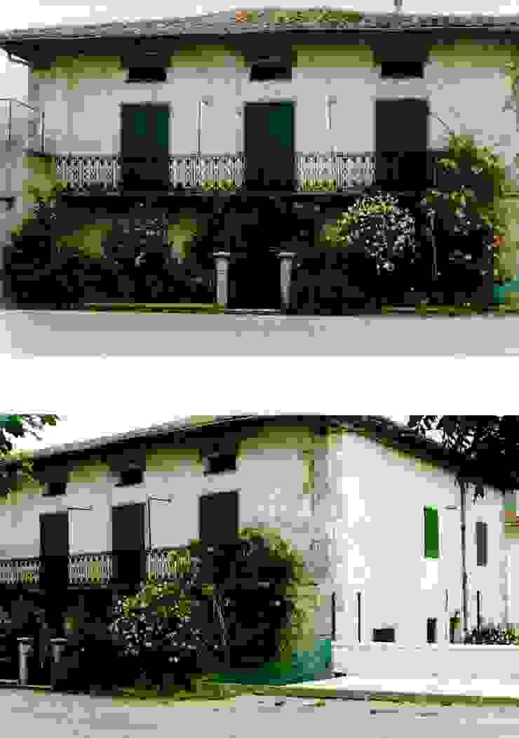 Rehabilitación_Jesaur Casas de estilo rústico de JESAUR Arquitectura & Urbanismo. Rústico