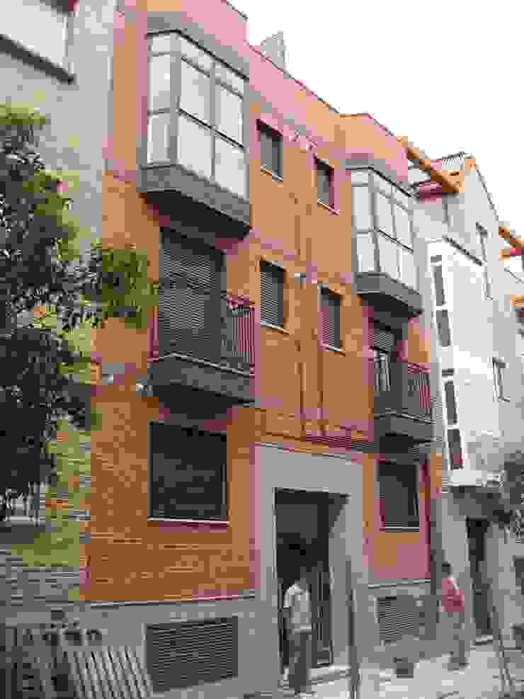 Edificio de Viviendas en Madrid de Estudio de Arquitectura LAM
