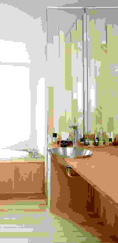 barrierefreies Bad Badezimmer von c.f.Architekten