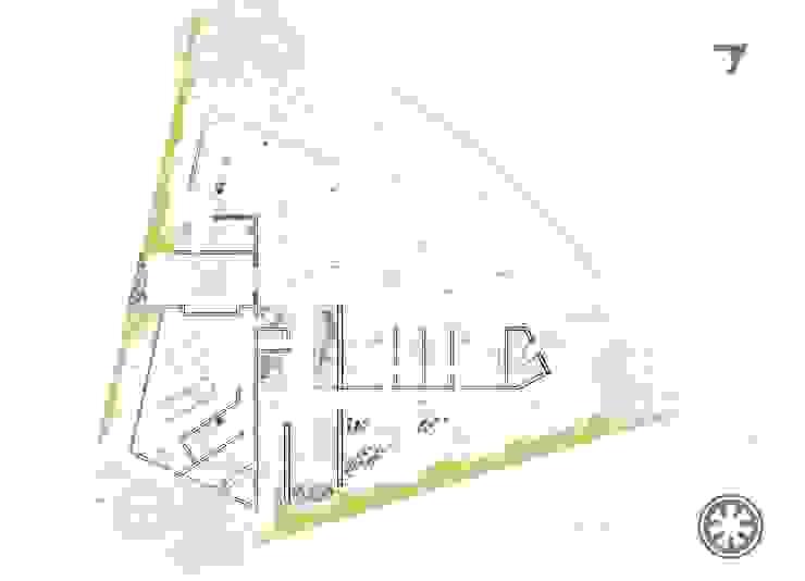 Casa Fitzgerald de arqflores / architect Minimalista