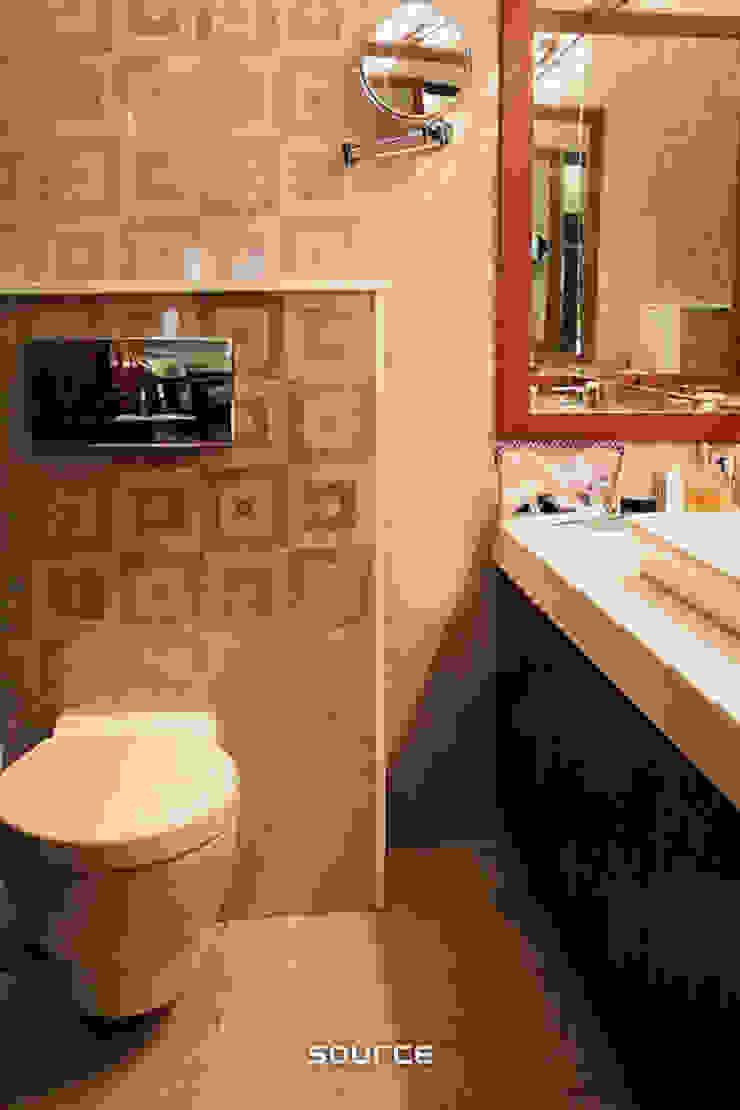 Bathroom: modern  by Source Architecture, Modern