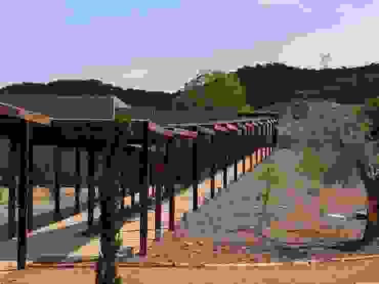Balneario de Baños de La Albotea di CAPILLA VALLEJO ARQUITECTOS