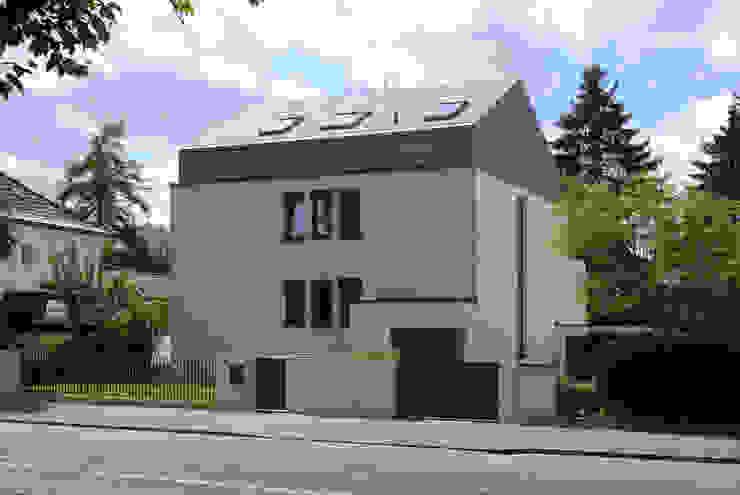 Wohnhaus LU87 THOMAS GRÜNINGER ARCHITEKTEN BDA Häuser