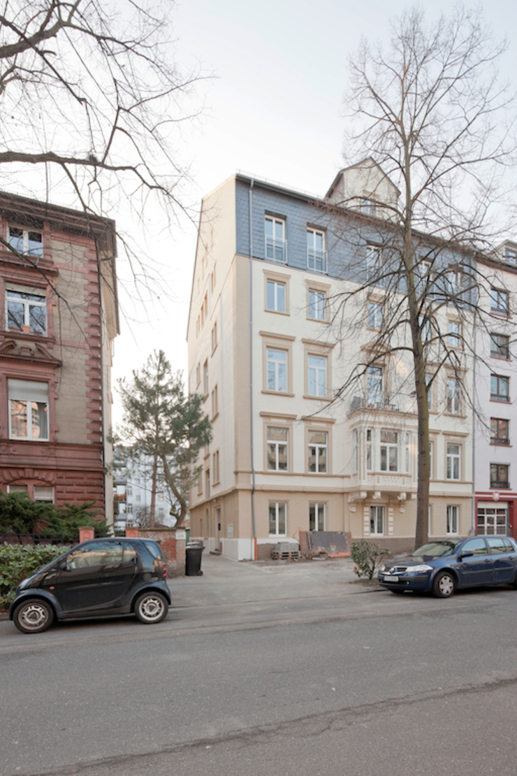 in_design architektur Classic style houses