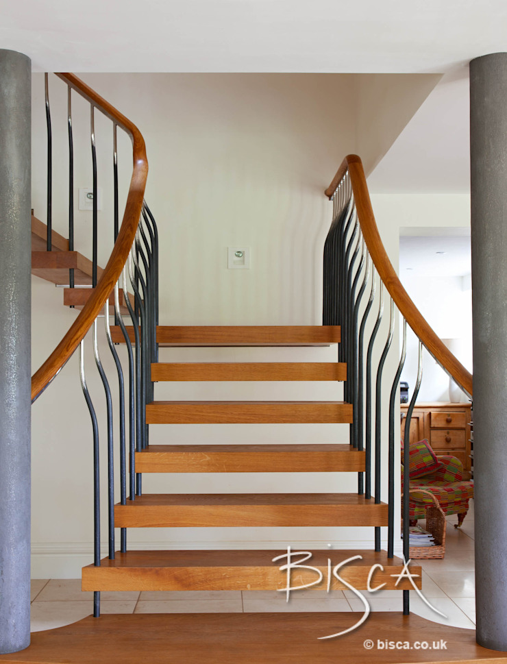 Victorian Basement Staircase ref 3340 by Bisca Staircases Classic