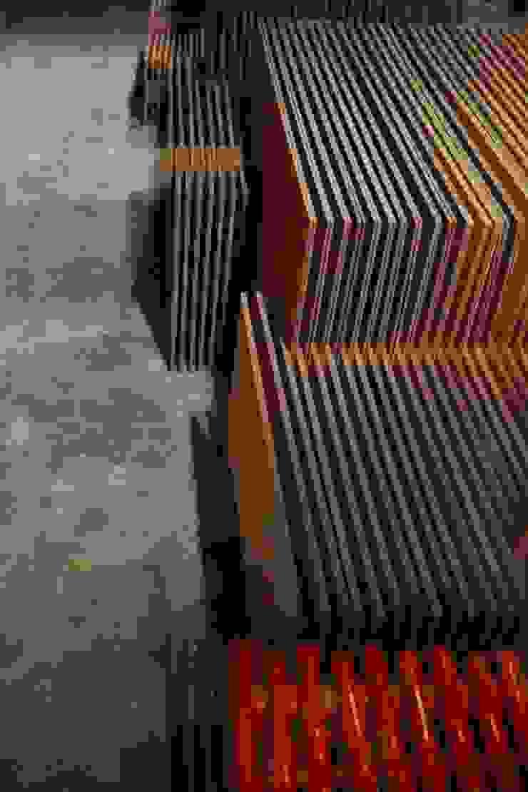 Supports carton Espaces commerciaux modernes par Galaktik Moderne
