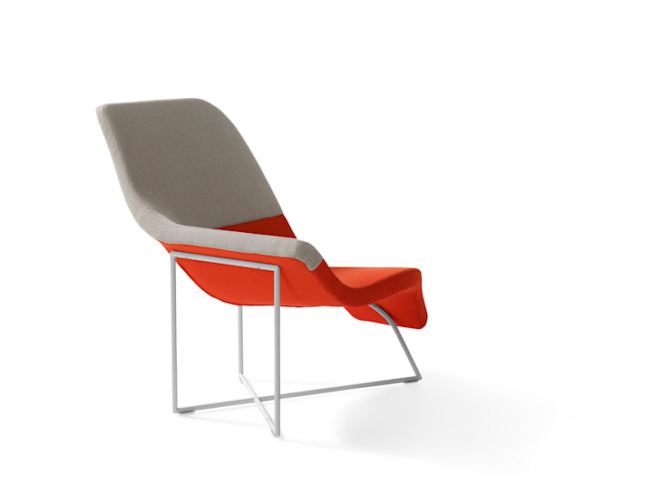 Gemini by UNStudio / Ben van Berkel (a dynamic seating element) by Artifort