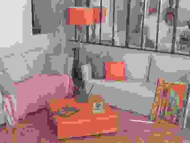 Uni Orange par FLEUR DE SOLEIL