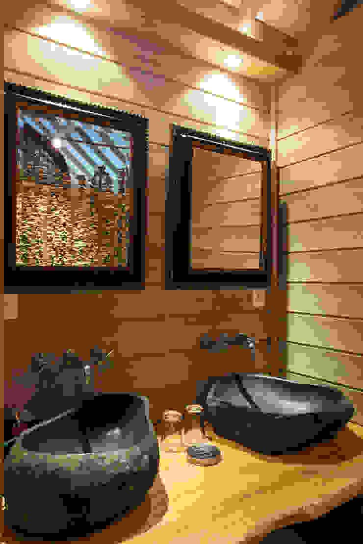 Salle de bain Hôtels coloniaux par Franck Fouquet Colonial