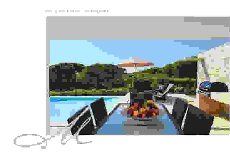 Holiday House in Vale do Lobo Maria Raposo Interior Design