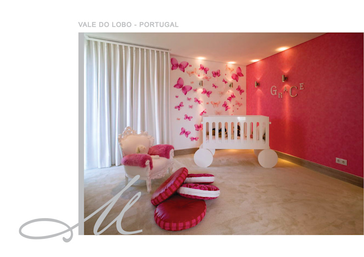 House in Vale Do Lobo Espacios de Maria Raposo Interior Design