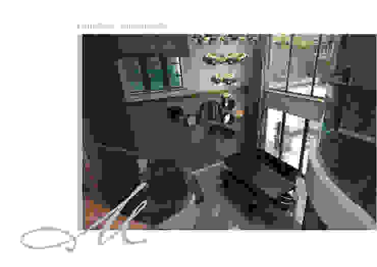 House in London Interior design by Maria Raposo Interior Design