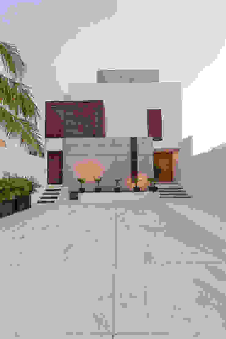 Enrique Cabrera Arquitecto Minimalist houses