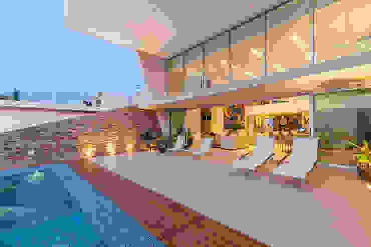 Casa JLM Casas minimalistas de Enrique Cabrera Arquitecto Minimalista