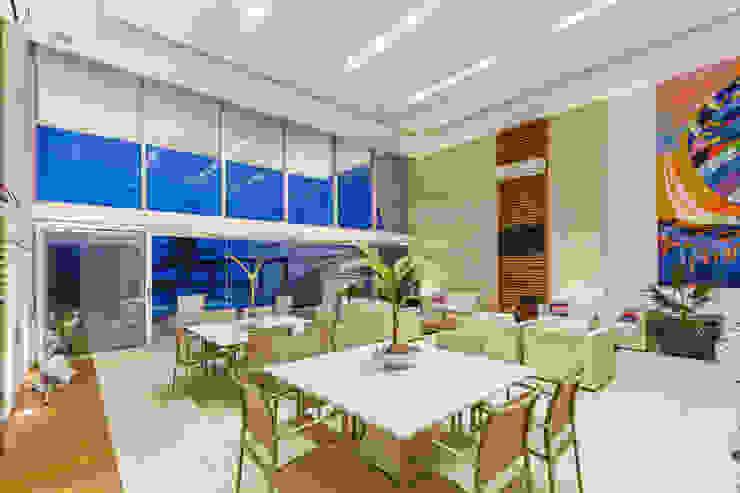 Casa JLM Comedores minimalistas de Enrique Cabrera Arquitecto Minimalista