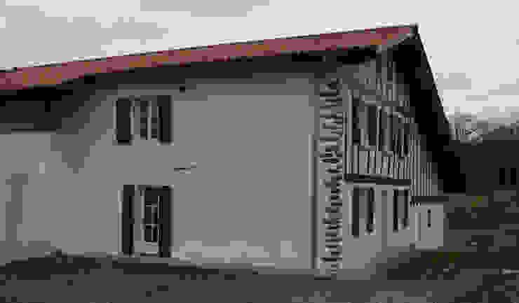 MAISON #4 Maisons par ATELIER FABRICE DELETTRE