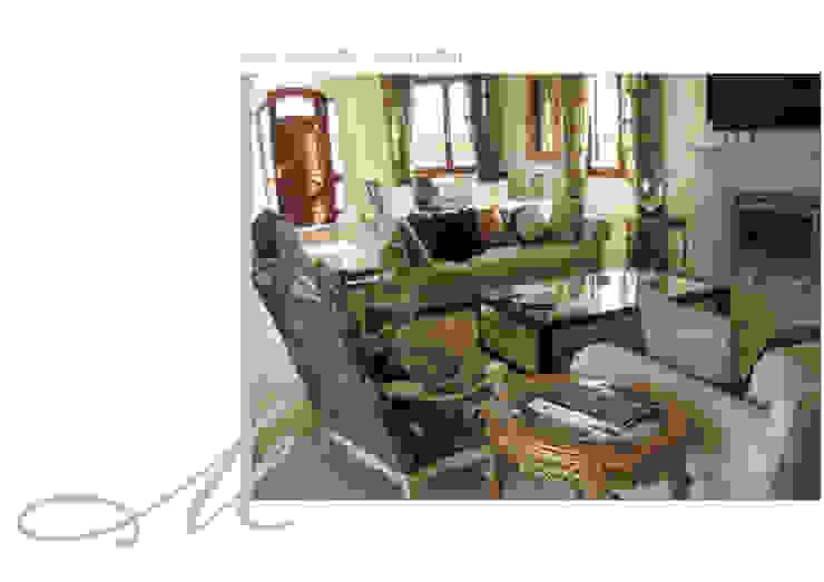 House in Vale do Lobo por Maria Raposo Interior Design