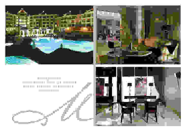 Office - Conrad Palácio da Quinta Espaços por Maria Raposo Interior Design