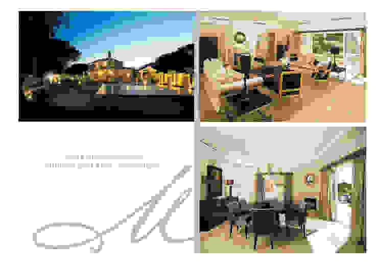 Summer House Espaços por Maria Raposo Interior Design