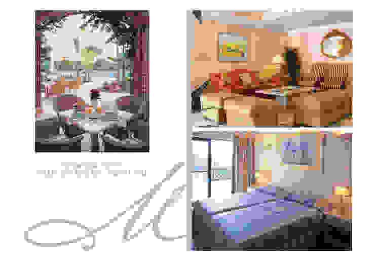 Formosa Hotel Espaços por Maria Raposo Interior Design